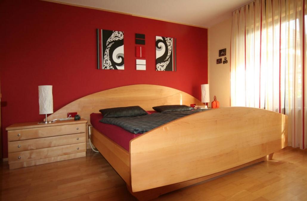 Referenz: Schlafzimmer aus Erlenholz